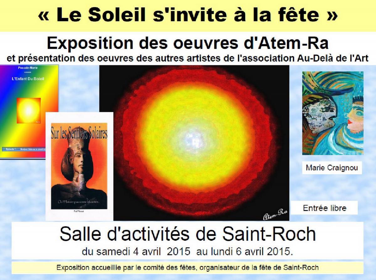 Au-Delà de l'Art : les prochaines expositions