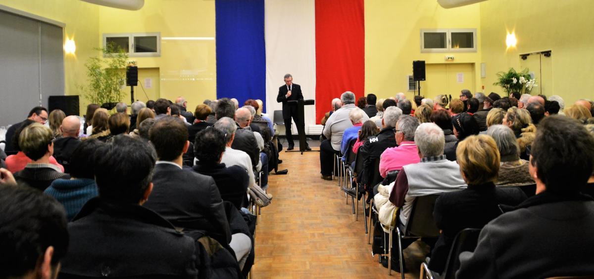 St Roch, vendredi 22 janvier : les traditionnels vœux du maire
